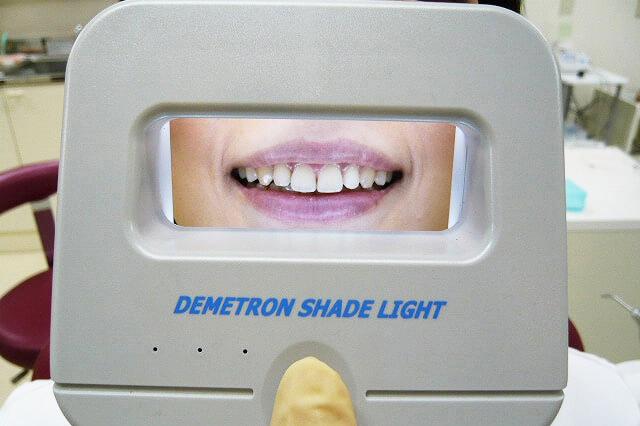 測色専用ライト